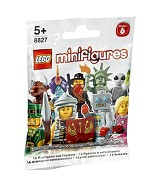 LEGO Collectable Minifigures 8827 Minifiguren Serie 6