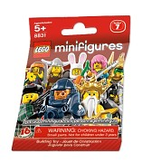 LEGO Collectable Minifigures 8831 Minifiguren Serie 7