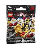 LEGO Collectable Minifigures 8833 Minifiguren Serie 8