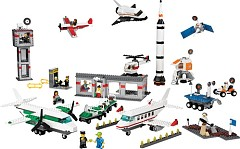 LEGO Education 9335 Space & Airport Set