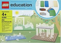 LEGO Education 9388 Small building plates