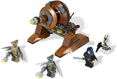 LEGO Star Wars 9491 Geonosian Cannon