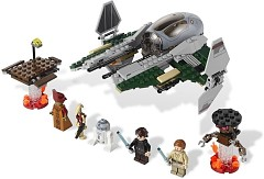 LEGO Star Wars 9494 Anakin's Jedi Interceptor