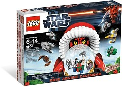 LEGO Seasonal 9509 LEGO® Star Wars™ Adventskalender
