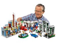 LEGO Advanced Models 10184 Town Plan