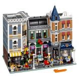LEGO Advanced Models 10255 Stadtleben (Assembly Square)