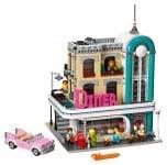 LEGO Advanced Models 10260 Amerikanisches Diner - © 2018 LEGO Group