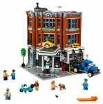 LEGO Advanced Models 10264 Eckgarage