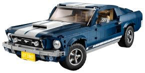 LEGO Advanced Models 10265 Ford Mustang GT - © 2019 LEGO Group