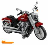 LEGO Advanced Models 10269 Harley-Davidson® Fat Boy® - © 2019 LEGO Group