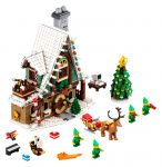 LEGO Advanced Models 10275 Winterliches Elfen Klubhaus