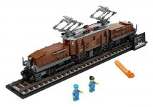 LEGO Advanced Models 10277 Lokomotive 'Krokodil'