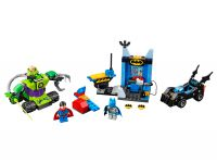 LEGO Juniors 10724 Batman™ & Superman™ gegen Lex Luthor™