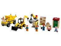 LEGO Juniors 10734 Große Baustelle - © 2017 LEGO Group