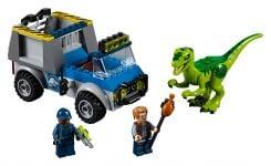 LEGO Juniors 10757 Raptoren Rettungstransporter - © 2018 LEGO Group