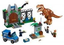 LEGO Juniors 10758 Ausbruch des T. rex - © 2018 LEGO Group