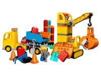 LEGO Duplo 10813 Große Baustelle - © 2016 LEGO Group