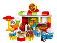 LEGO Duplo 10834 Pizzeria - © 2017 LEGO Group