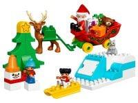 LEGO Duplo 10837 Winterspaß mit dem Weihnachtsmann - © 2017 LEGO Group
