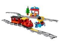 LEGO Duplo 10874 Dampfeisenbahn - © 2018 LEGO Group