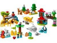 LEGO Duplo 10907 Tiere der Welt - © 2019 LEGO Group