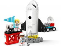 LEGO DUPLO 10944 Spaceshuttle Weltraummission