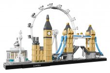 LEGO Architecture 21034 London - © 2017 LEGO Group