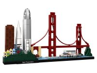 LEGO Architecture 21043 San Francisco - © 2019 LEGO Group