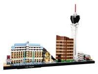 LEGO Architecture 21047 Las Vegas - © 2018 LEGO Group