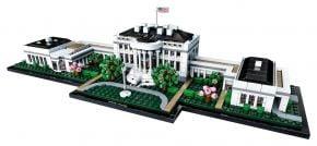 LEGO Architecture 21054 Das Weiße Haus - © 2020 LEGO Group