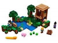 LEGO Minecraft 21133 Das Hexenhaus - © 2017 LEGO Group