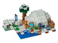 LEGO Minecraft 21142 Eisiglu - © 2018 LEGO Group