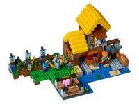 LEGO Minecraft 21144 Farmhäuschen - © 2018 LEGO Group