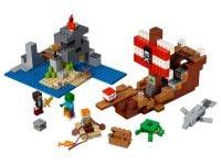 LEGO Minecraft 21152 Das Piratenschiff-Abenteuer - © 2019 LEGO Group