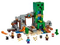LEGO Minecraft 21155 Die Creeper™ Mine - © 2019 LEGO Group