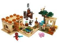 LEGO Minecraft 21160 Der Illager-Überfall - © 2020 LEGO Group