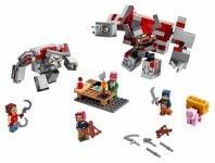 LEGO Minecraft 21163 Das Redstone-Kräftemessen - © 2020 LEGO Group