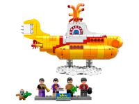 LEGO Ideas 21306 Yellow Submarine - © 2016 LEGO Group