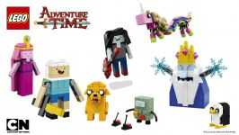 LEGO Ideas 21308 Adventure Time™