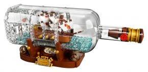 LEGO Ideas 21313 Schiff in der Flasche - © 2018 LEGO Group