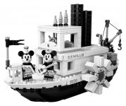 LEGO Ideas 21317 Steamboat Willie - © 2019 LEGO Group