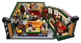 LEGO Ideas 21319 Central Perk - © 2019 LEGO Group
