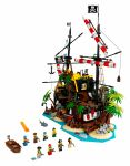 LEGO Ideas 21322 Piraten der Barracuda-Bucht
