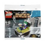 LEGO Super Heroes 30303 LEGO® 30303 DC Super Heroes The Joker Bumper Car
