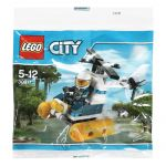 LEGO City 30311 LEGO® 30311 CITY Swamp Police Helicopter