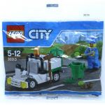 LEGO City 30313 LEGO 30313 City Garbage Truck Polybag