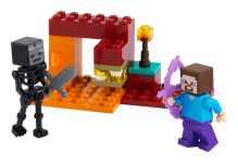 LEGO Minecraft 30331 Das Nether-Duell