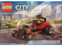 LEGO City 30354 LEGO 30354 Hot Rod Polybag