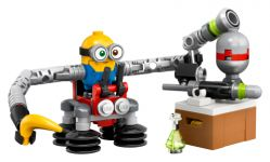 LEGO Minions: The Rise of Gru 30387 Minion Bob mit Roboterarmen