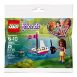 LEGO Friends 30403 LEGO 30403 Olivias ferngesteuertes Boot Polybag